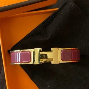 Hermes Narrow Clic Clac PM